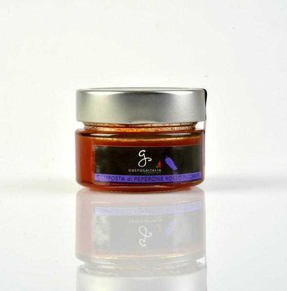 Composta Peperone Rosso Piccante 1