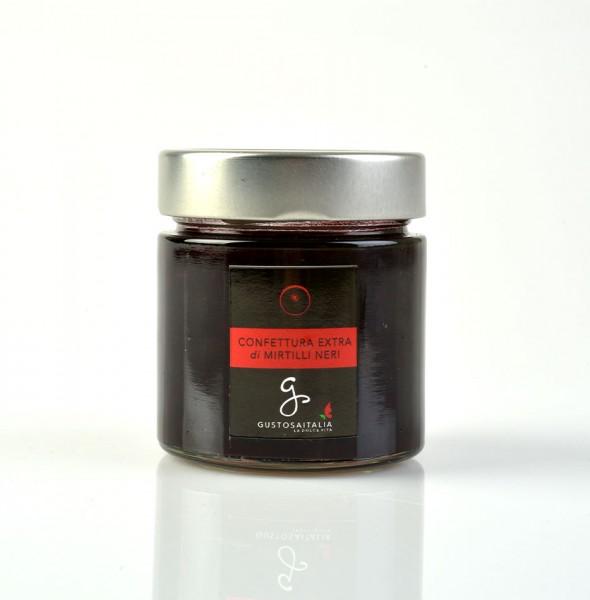 Confettura Extra di Mirtillo Nero 1